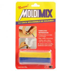 Adhesivo cinta moldeable Moldimix 32 gr SOLDIMIX WWW.SOLMINSA.COM TELEFONO 2522207